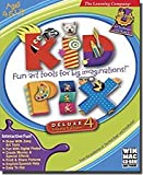 Learning Company Kid Pix Deluxe 4 [Old Version]