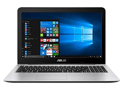 "Asus F556UJ-XO155T - Portátil  de 15.6"" HD (Procesador Intel Core i3-6100U, 12 GB de RAM, disco duro de 1TB HDD, NV GT920M 2GB, Windows 10) Teclado QWERTY español"