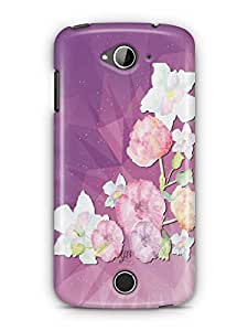 YuBingo Flowers Designer Mobile Case Back Cover for Acer Liquid Jade 530