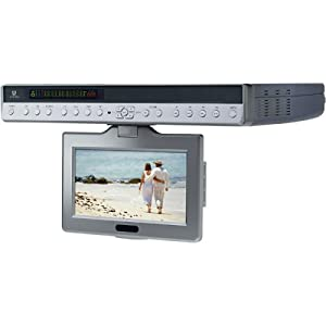 Audiovox VE705 Ultra Slim 7-Inch LCD Drop Down TV