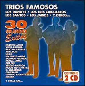 Various Artists - Trios Famosos: 30 Grandes Exitos - Amazon.com Music