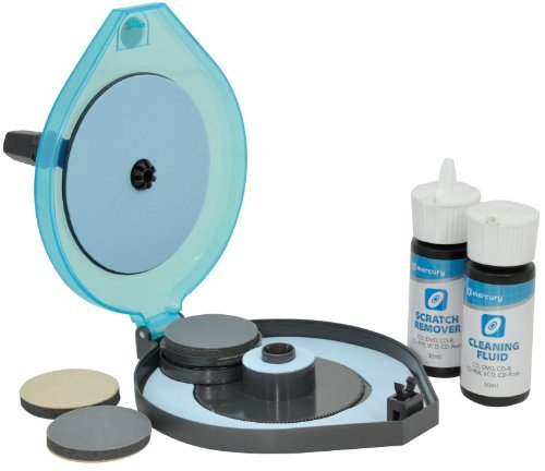 K3B-CD DVD VCD CD-R/RW DISC CLEAN / SCRATCH REPAIR KIT (Disk Scratch Remover compare prices)