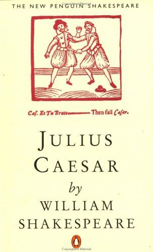 Julius Caesar (Penguin) (Shakespeare, Penguin), William Shakespeare