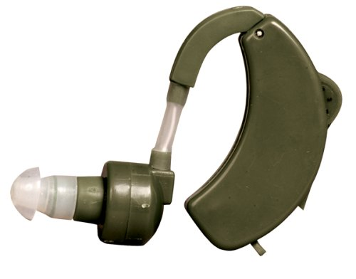 SSI Mini Hearing Enhancement System with 5 Levels of Volume Control (Batteries Included)