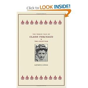 Claire Ferchaud of Loublance tragic tale