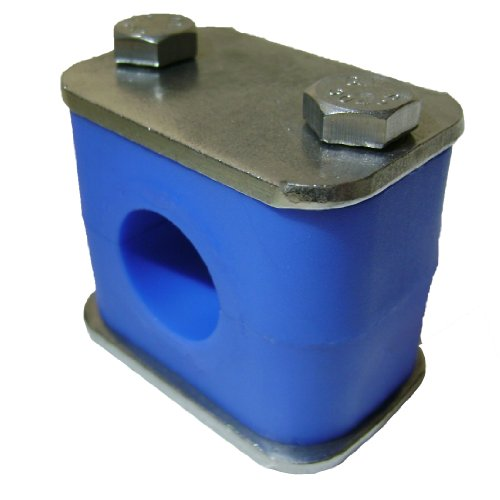 Pipe clamps behringer clamp polypropylene with
