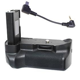 DynaSun 5000 Impugnatura Battery Grip Professionale per Nikon D5000