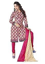 Balaji Fashion Women's fancy print cottan suit-D.NO 1002