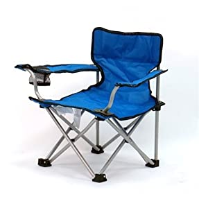 Amazon Kids Folding Camp Chair Just their size