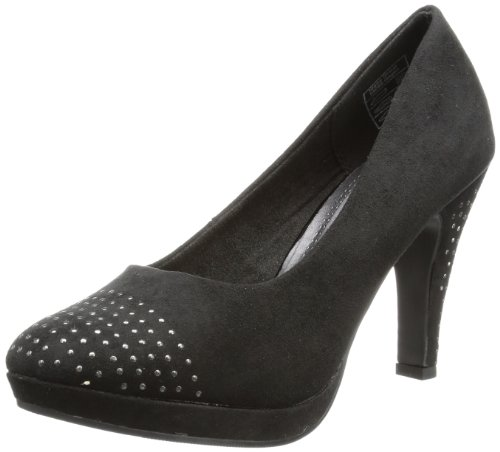 Jane Klain Women's 224679 Closed Black Schwarz (black 004) Size: 7 (41 EU)