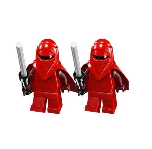 Lego Imperial Royal Guard Set of 2 From 75034 Star Wars Minifigures - 1