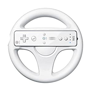 Shop4accessories Mario Kart Steering Wheel To Use With Nintendo Wii Remote.