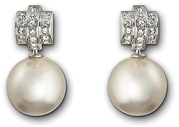 Swarovski Perpetual Pierced Earrings 1106454