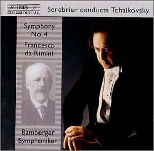 Symphony 4 F Minor / Francesca Da Rimini Op 32