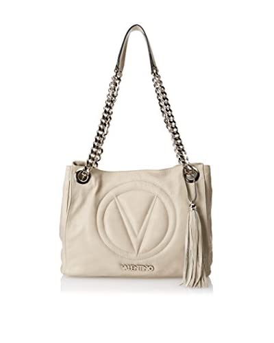 Valentino Bags by Mario Valentino Women's Luisa 2 Shoulder Bag, Taupe