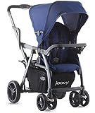 Joovy Caboose VaryLight Tandem Adjustable Frame Stroller