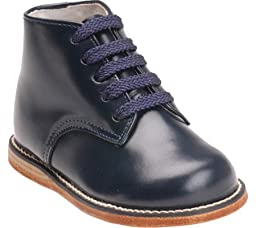 JOSMO Infant Oxfords Shoes - 8190 - Navy, 6 W US Toddler