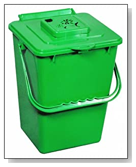 2.4 Gallon Kitchen Compost Waste Collector