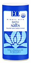 EO Organic Bath Salts Nighty Nite Blue Chamomile and Lavender