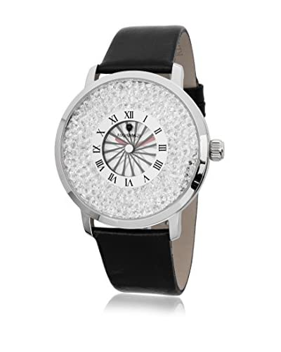 Reichenbach Reloj de cuarzo Woman Tatian Negro 40 mm
