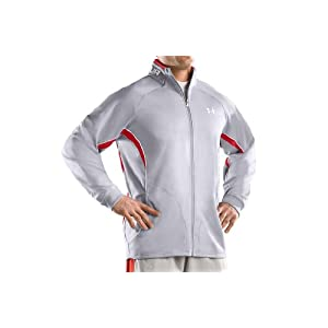 Men's UA 410 Warm UP Jacket Tops by Under Armour