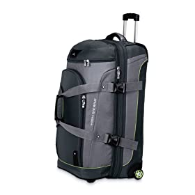 High Sierra 32″ Drop Bottom Wheeled Duffle