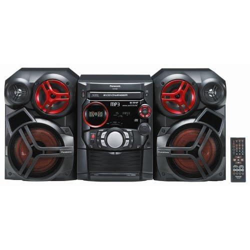 Amazon.com: Remanufactured Panasonic SC-AK320 NITRIX Mini System with