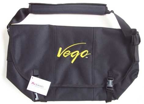 Large Messenger Bag for Electric Bikes