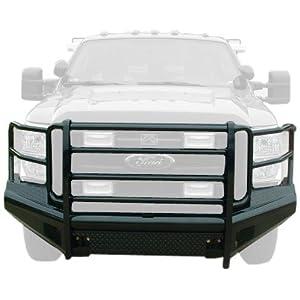 Amazon.com: Fab Fours FS11S25501 Ranch Bumper: Automotive