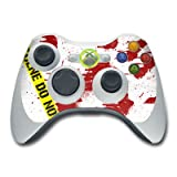 Crime Scene Revisited Design Skin Decal Sticker for the Xbox 360 Controller