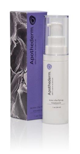 Apothederm Acne Clarifying Treatment, 1 Ounce