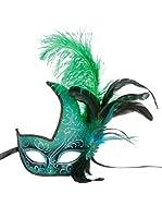 Especial Navidad Luxury Elemento Decorativo Mask
