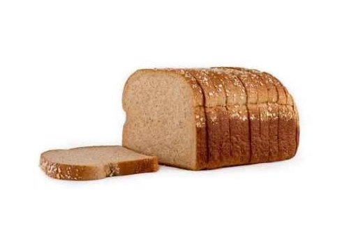 Isolated Loaf of Bread - 18