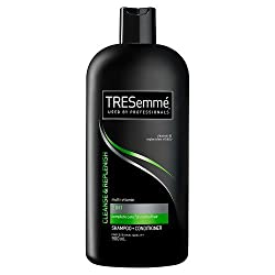 TRESemme New Cleanse & Replenish Multi Vitamin 2 in1 Shampoo+Conditioner 900 mL With Ayur Soap