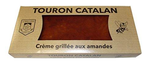 Touron catalan crème grillée aux amandes 200gr