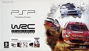 Console PSP Value Pack + World Rally championship