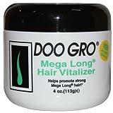 Doo Gro Medium Hair Vitalizer - Mega Long 4 oz. (Pack of 6)