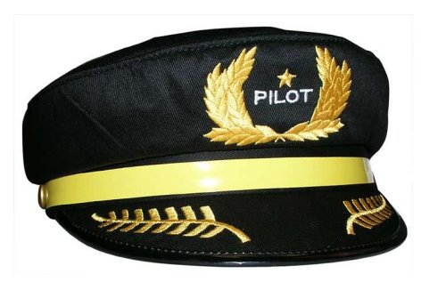 Pilot Hat Amazon Amazon.com Child's Pilot Hat