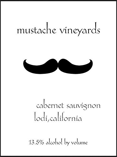 Mustache Vineyards Cabernet Sauvignon 750 Ml