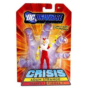 Picture of Mattel DC Universe Infinite Heroes Crisis Series 1 Action Figure #3 Adam Strange (B0038HOBFM) (Mattel Action Figures)