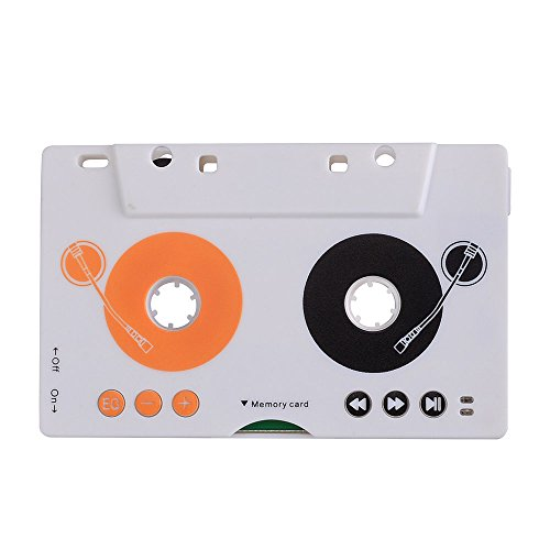 cassette adapter how to use