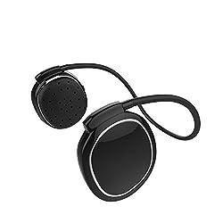 New Touch Technology, VENUS Wireless Bluetooth Headphones, Wireless Stereo Headset-In-Ear, Sweatproof, Noise Cancelling Headphones w/ Microphone