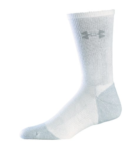 2-Prs. Under Armour Crew Socks - Buy 2-Prs. Under Armour Crew Socks - Purchase 2-Prs. Under Armour Crew Socks (Under Armour, Under Armour Socks, Under Armour Mens Socks, Apparel, Departments, Men, Socks, Mens Socks)