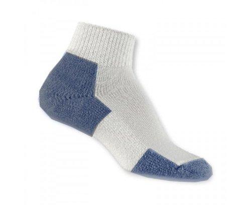 THORLOS Thin Cushion With Coolmax Running Socks (1 Pair), S