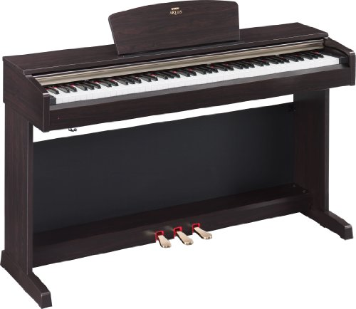 Yamaha YDP161 Digital Portable Piano Dark Rosewood
