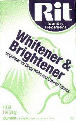 Rit Dye 28 g Fabulous White Powder (6-Pack)