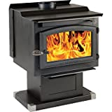 Vogelzang The Performer Wood Stove, Model# TR009