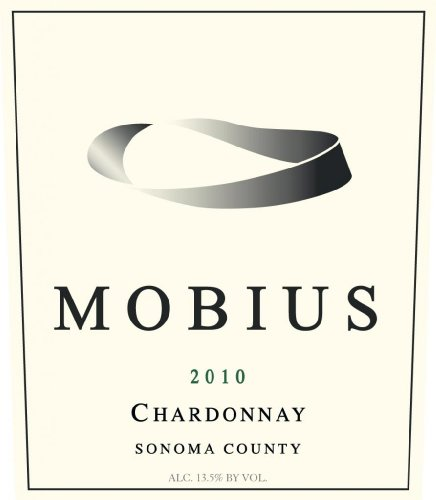 2010 Mobius Wines Chardonay White Wine 750 mL
