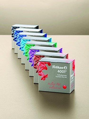 Pelikan Encre 4001 Flacon d'encre 30 ml Turquoise