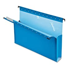 Pendaflex Surehook Reinforced Extra Capacity Hanging Box Files, 3-Inch Capacity, Legal 25/Box